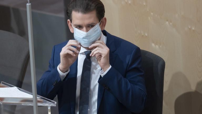 Австрийските власти съобщиха, че ще започнатда тестват за коронавирус на