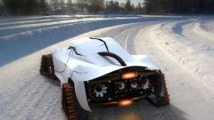 TH!NK FROST - новаторско високопроходимо превозно средство