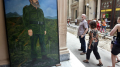 САЩ ни дължат милиони долари, обяви Фидел Кастро на рождения си ден