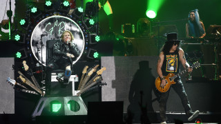 Колко богати са Guns N' Roses