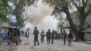 Атентат разтърси квартал с консулства в Джалалабад