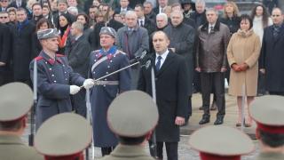 Президентът Радев няма да изземва функциите на премиера