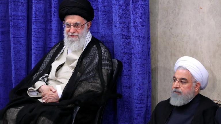 Съединените щати са прихванали разговори между Иран и
