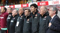 Фернандо Сантош обяви състава на Португалия за Евро 2016