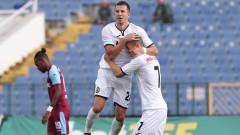 Славия - Септември 3-1: Закономерна победа за по-добрия отбор