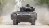 Успешно тестваха модернизирана бойна машина за пехотата