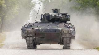 Чехия купува над 200 машини за пехотата за 2 млрд. евро