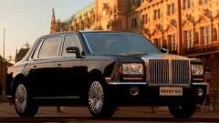 Новата лимузина на Путин - най-сигурната кола в света