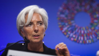 Лагард: Световната икономика навлиза в опасна фаза