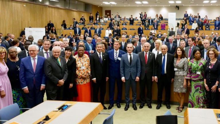 България сред създателките на Алианс за мултилатерализъм