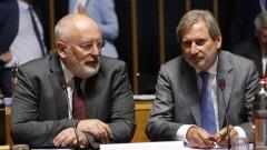 ЕС отлага решението за старт на преговорите с Македония и Албания за 2019 г.?