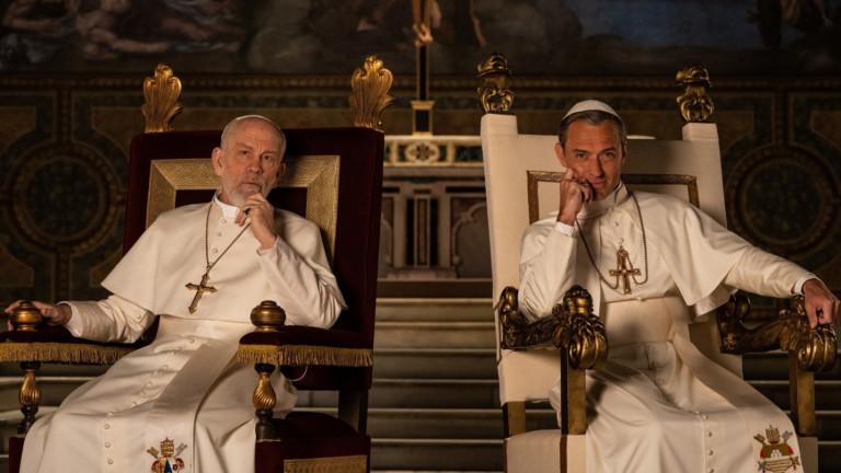"""""""Новият папа"""" идва първо в Европа"""