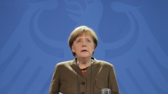 Меркел била твърдо решена да бъдат открити и наказани терористите от Брюксел