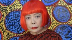 Японка е най-скъпата жива художничка