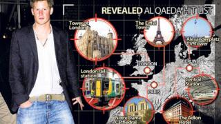 Принц Хари – мишена №1 за терористите