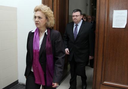 МВР шефката отстрани Флоров от ГДБОП