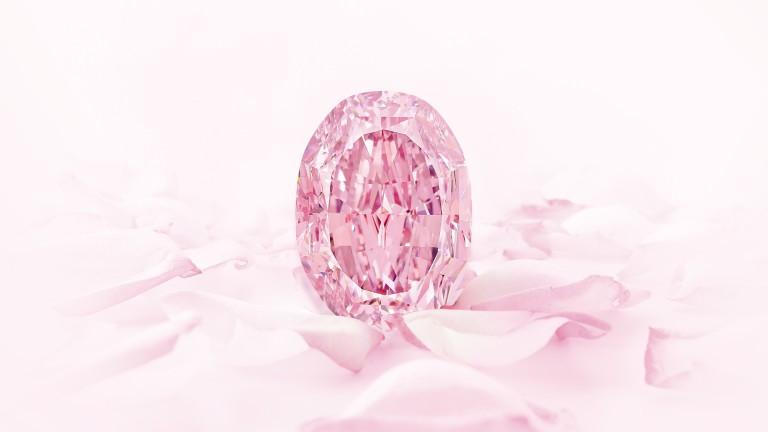 Най-скъпият диамант, добиван в Русия, се продаде на рекордна цена