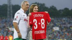 Стоичков: Трифон беше №1 и така ще го запомня!
