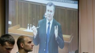 Публикуваха писмо на Янукович към Путин с молба за намеса от 2014 година