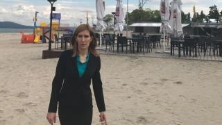 Ангелкова обеща да няма заведение над Боруна
