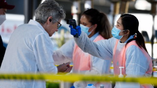 Вече над 1,6 млн. заразени и над 95 000 жертви на новия коронавирус по света