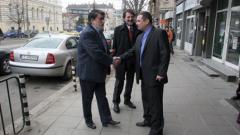 Рашидов надъхва актьорите от Музикалния театър