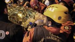 Единадесет загинали при инцидента с падналата сграда в Истанбул