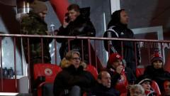 Кристиано Джарета: В ЦСКА вършим добра работа