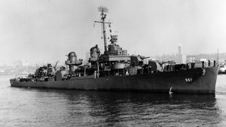 Подводница стигна до най-дълбоко потъналия кораб - USS Johnston