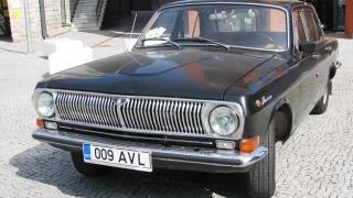 """Възраждат култовия автомобил """"Волга""""?"""