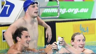 Олимпийският шампион Кайл Чалмърс пропуска Будапеща, ще се оперира