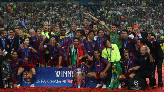 Сезон 2005/06: Възраждането на Барселона!