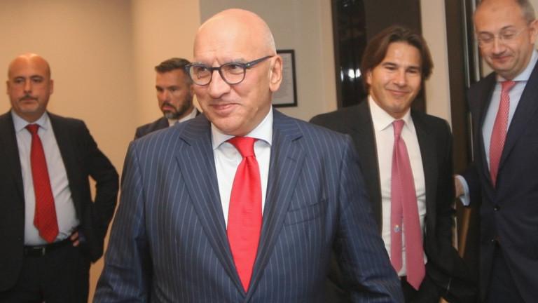 Хампарцумян вижда благоденствие с приемане на еврото