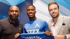 Мениджърът на Робърта призна с половин уста за Локомотив (Москва)