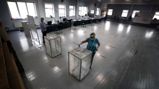 Близо 30% активност на референдума в Русия