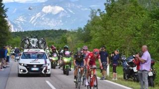 Паскал Акерман с втори етапен успех на Джирото