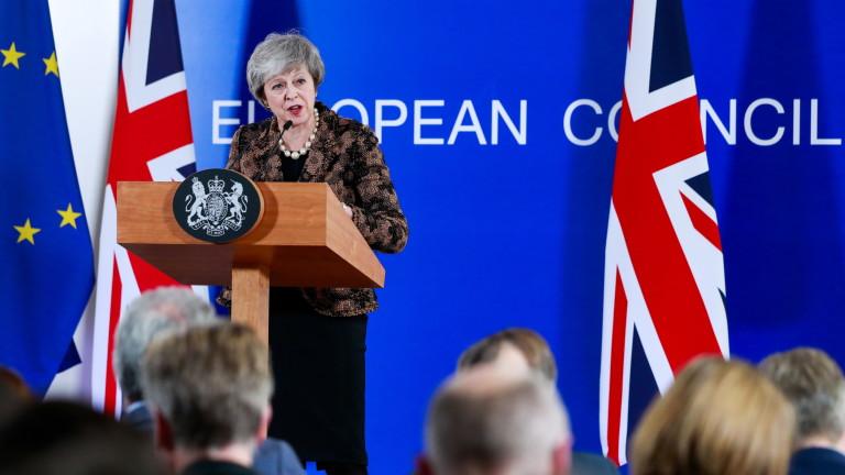 Втори референдум за Брекзит би нанесъл