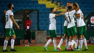 България разпиля Грузия и вече има две поредни победи