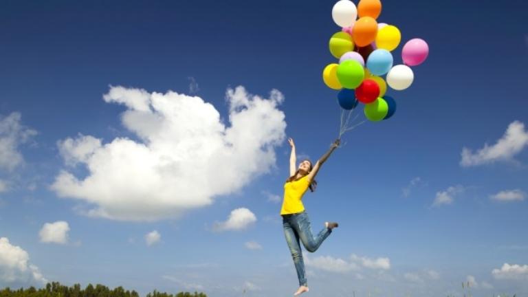 Щастието зависи от щедростта