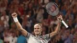 Роджър Федерер призна за един от най-големите си страхове