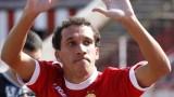 Бивш футболист на ЦСКА подписа с претендент за титлата в Казахстан