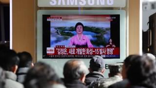 Тръмп за изстреляната ракета от КНДР: Ситуация, с която ще се справим