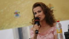 """Илиана Раева посети клуб """"Левски Илиана"""", по покана на президента Ина Ананиева"""