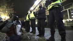 В петък се проведе протест пред БНТ