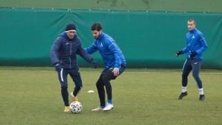 Начо Монсалве впечатли треньорския щаб на Левски