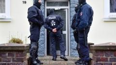 В Германия арестуваха трима иракски бежанци за планиране на терористична атака