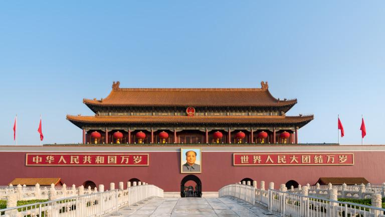 Китай събира органи от затворници
