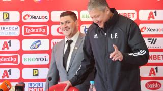 Пенев с 34 победи от 64 мача начело на ЦСКА