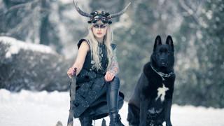 Жената-воин във викингски гроб е славянка
