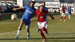 ЦСКА се препъна в Пловдив, без проблеми за Левски